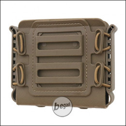 "Begadi Basic Low Profile Mag Pouch / Magazintasche ""Long Range Sniper - L96 / AW338 etc."" - TAN"
