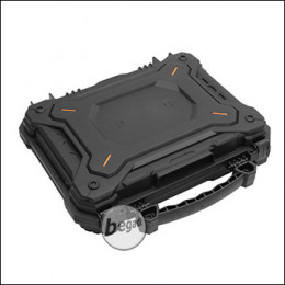 "Begadi Pistolenkoffer / Hardcase ""Compact Protect"", aus Polymer Kunststoff, (32cm)"