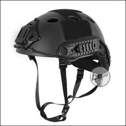 "Begadi Basic ""Parajumper FAST"" Combat Helm  -schwarz-"