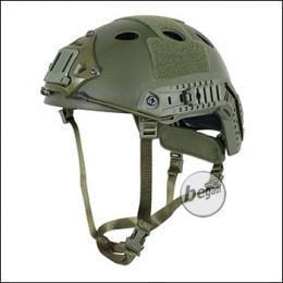 "Begadi Basic ""Parajumper FAST"" Combat Helm  -olive-"