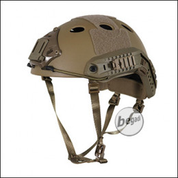 "Begadi Basic ""Parajumper FAST"" Combat Helm  -TAN-"