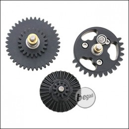 """PHX """"Deluxe"""" 18:1 CNC Stahl Gearset mit Lager"""