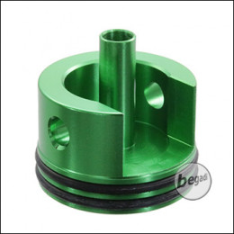 Begadi V2 / V3 Alu Cylinderhead mit O-Ring Aufpralldämpfung