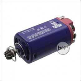 SHS High Speed Motor - kurz