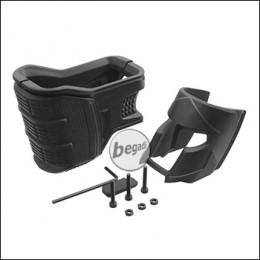 Kublai M4 Mag Well Griff Set -schwarz-