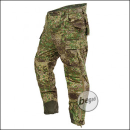 BE-X FronTier One Windproof Softshell Hose, Pencott Greenzone