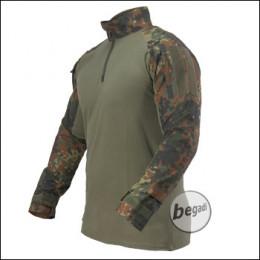 "BE-X FronTier One Einsatzfeldhemd ""Combat Shirt"", flecktarn"