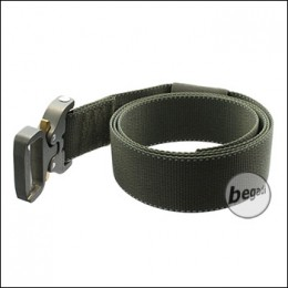 BE-X FronTier One Riggers Belt, mit Cobra Buckle - olive (Gen. 2)
