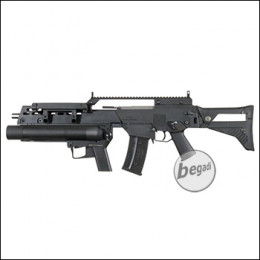 S&T ST316 K inkl. Grenade Launcher S-AEG mit Begadi CORE EFCS / Mosfet (frei ab 18 J.)