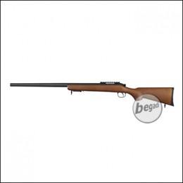 WELL MB03A Sniper Rifle mit Echtholz Schaft (frei ab 18 J.)