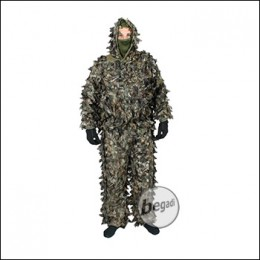 "BE-X Ultralight Ghillie ""Natural Blind© 3D"", wendbar"