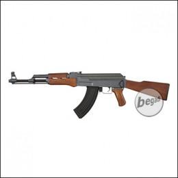 "Begadi AK 47 Sport ""Classic"" -Gen.3 Internal Mosfet- S-AEG (frei ab 18 J.)"