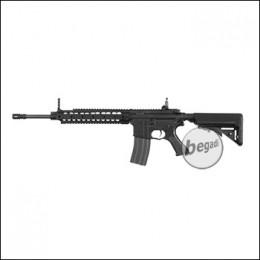 "BEGADI Eco ""Mark 2"" M4 AEG mit Metallgearbox -schwarz- < 0,5 J."