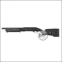 Begadi Sport Metall Shotgun -Advanced Full Stock Edition-, Gen.1 ohne Toprail (frei ab 18 J.)