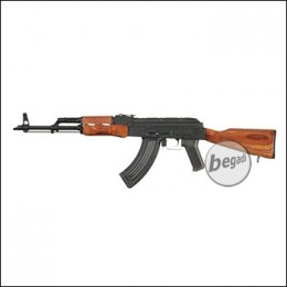 "Begadi AK 47 Sport ""Gen.3 Internal Mosfet"" S-AEG, Real Wood Edition (frei ab 18 J.)"