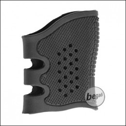Begadi Ergo Pistol Rubber Grip, Advanced Series -schwarz-