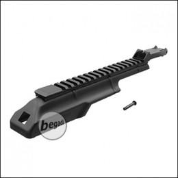 Begadi AK Dustcover, klappbar, mit Rail