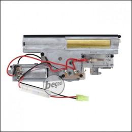Begadi PD9 Sport Gearbox, komplett inkl. Motor [semi only] (frei ab 18 J.)