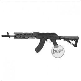 "Begadi AK Sport ""DELTA Tek"" -Gen.3 Internal Mosfet- S-AEG (frei ab 18 J.)"