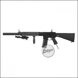 "Begadi M4 Sport ""SD DMR"" -MANCRAFT HPA- L Version (frei ab 18 J.)"