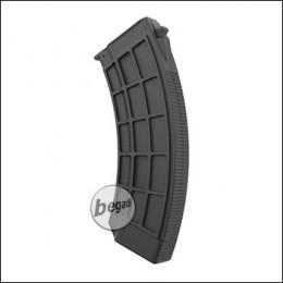 Begadi AK Polymer / Waffle Midcap Magazin (200 BBs) -schwarz-
