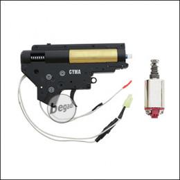 Begadi SR47 Sport Gearbox (V2 verstärkt) komplett inkl. Super High Torque Motor [semi only] (frei ab 18 J.)