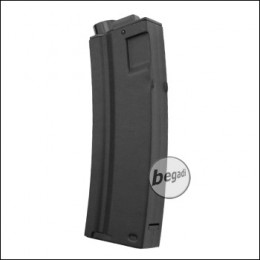 Begadi MP5 Lowcap Magazin, kurze Ausführung (60 BBs)