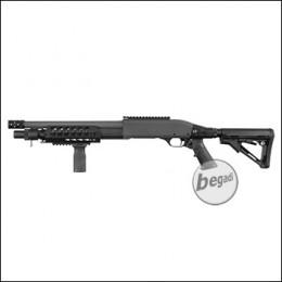 Begadi Sport Metall Shotgun mit Keymod Handguard (frei ab 18 J.)