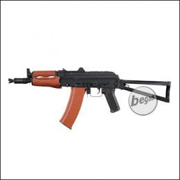 Begadi Eco HUSAR AK 74U AEG mit Metallgearbox < 0,5 J.