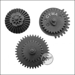 Cyma Short Stroke 16:1 CNC Stahl Gear Set mit 12 Zähnen Sector Gear