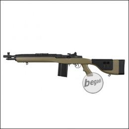 "Begadi M14 Sport ""Compact DMR"" S-AEG -coyote / TAN- (frei ab 18 J.)"