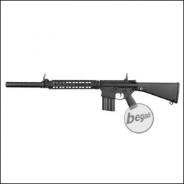 "Begadi Sport MOD25 ""Fixed Stock + Silencer"" S-AEG mit Begadi CORE EFCS / Mosfet (frei ab 18 J.)"