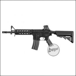 """Begadi M4 ECO """"Mark 1 ABS"""" S-AEG mit Begadi CORE EFCS / Mosfet -schwarz- (frei ab 18 J.)"""