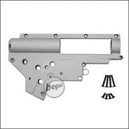 BEGADI V2 Gearbox Shell Set, verstärkte Ausführung, inkl. Schrauben (für Begadi Sport MOD 5 und M4 / M16 Modelle)