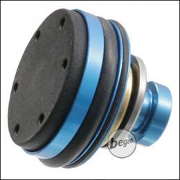 Begadi Sport CNC Pistonhead mit zwei O-Ringen, Sorbo & Kugellager (Flat Version)