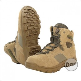 Begadi Basic Boots / Einsatzstiefel - TAN