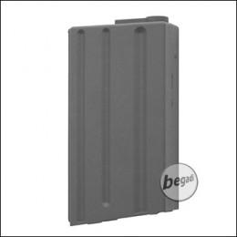 A&K M16 VN Kunststoff Lowcap Magazin, kurz, grau (60 BBs)