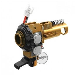 Maxx Model M4 / M16 CNC Alu HopUp Unit MI PRO Bundle mit Dual LED Tracer Board
