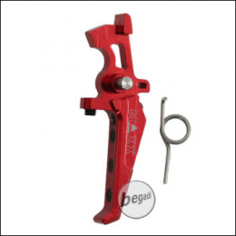 "Maxx Model Advanced CNC Speed Trigger -Gen.2- ""Style E"" -rot-"