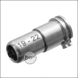 Maxx Model CNC Titan Nozzle, längenverstellbar, 19.00mm - 22.00mm