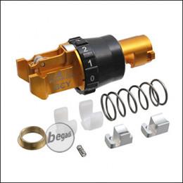 Maxx Model G36 CNC Alu HopUp Unit für Begadi G60 Sport / Cyma Versionen [GCY]