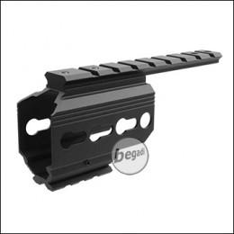 SLONG Universal CNC Tactical Keymod Rail Kit (G-Serie) -schwarz-