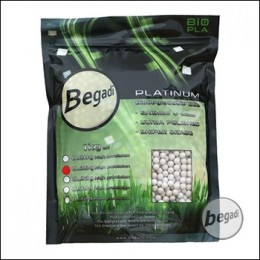 4.000 BEGADI Platinum Grade BIO BBs 6mm 0,25g -hell-