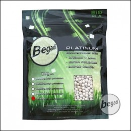 3.000 BEGADI Platinum Grade BIO BBs 6mm 0,32g -hell-