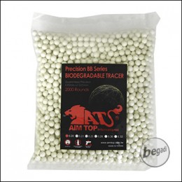 2.000 AIM TOP BIO TRACER BBs 6mm 0,20g -grün-