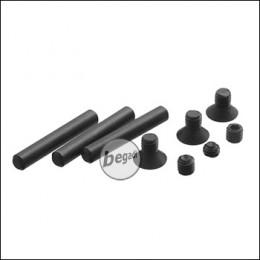 Modify PP-2K GBB - Receiver Schrauben und Pins