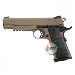 Army Armament M1911 / R28 GBB -TAN- (frei ab 18 J.)