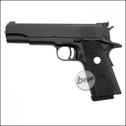 Army Armament M1911 / R29 GBB -schwarz- (frei ab 18 J.)