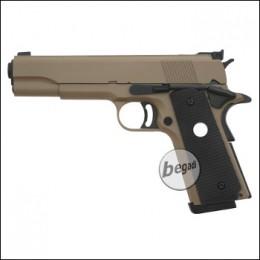 Army Armament M1911 / R29 GBB -TAN- (frei ab 18 J.)