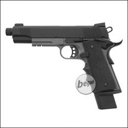 Army Armament M1911 Extended / R32 GBB -grau- (frei ab 18 J.)